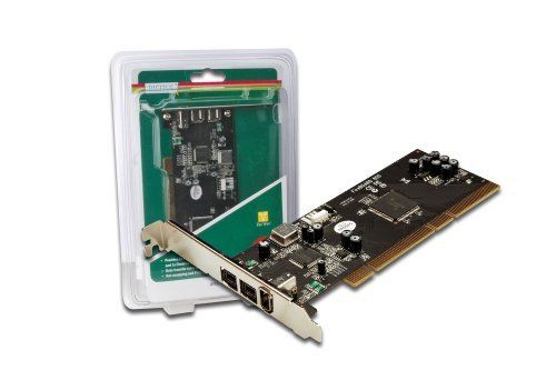 DS-33205 - FireWire-Adapter - PCI 64 by Digitus. $67.60