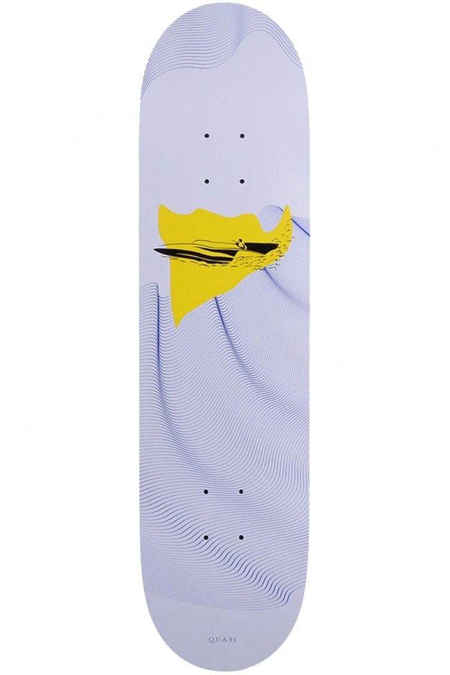 Super Sport Gilbert Crockett Pro Skateboard Deck by Quasi