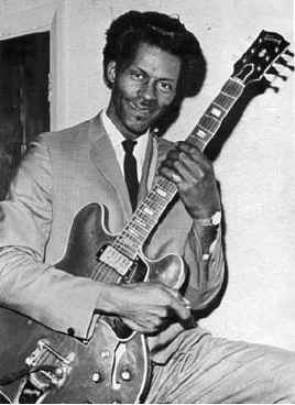 Chuck Berry Birth and Death | Rock Star*