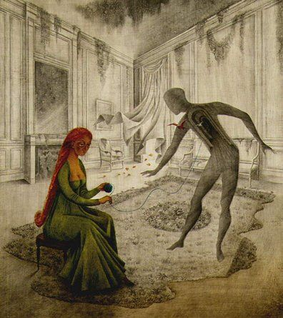 ReMeDiOs VaRo - Mystical Surrealism
