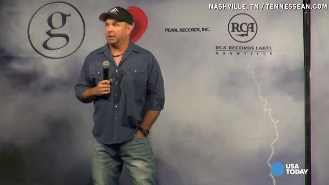 how to get garth brooks music