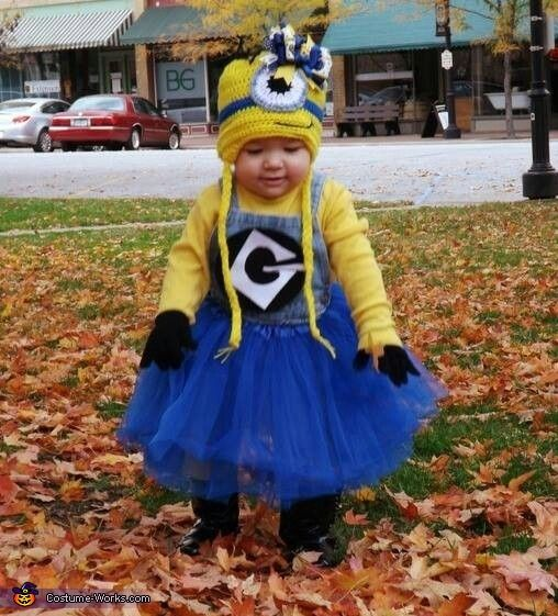 Baby Minion - Halloween Costume
