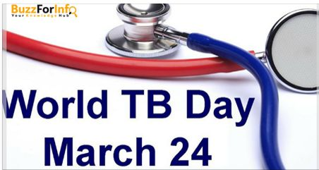 Are you suffering from Unusual Cough? Well, then see the doctor before it's too late. 24th March is an Official TB Day!! https://goo.gl/pB5brj #Tuberculosis #WorldTBDay #24thMarch