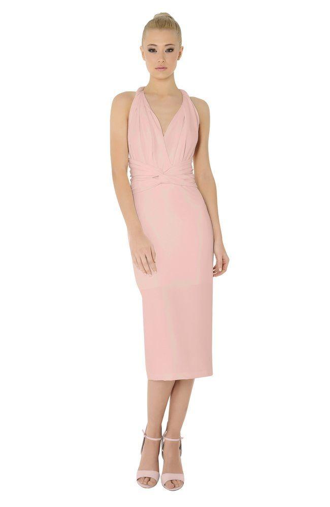 Infinite Cocktail dress - Made to Order - Nicolangela Australia