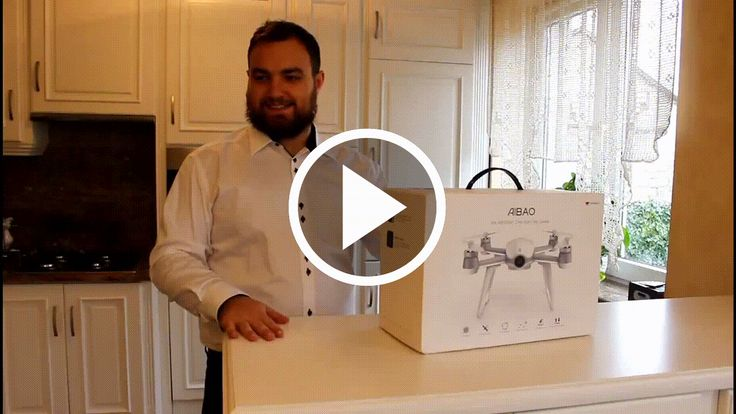 Unboxing Aibao drone. The first Virtuality drone in the world! @dubdubstories
