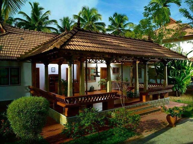 44 best kerala architecture images on pinterest kerala for House garden design india