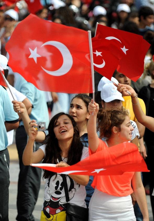 Turkish flag ☪