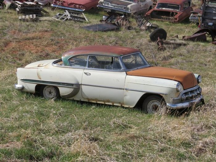 116 Best Old Salvage Yards Images On Pinterest Junk Yard