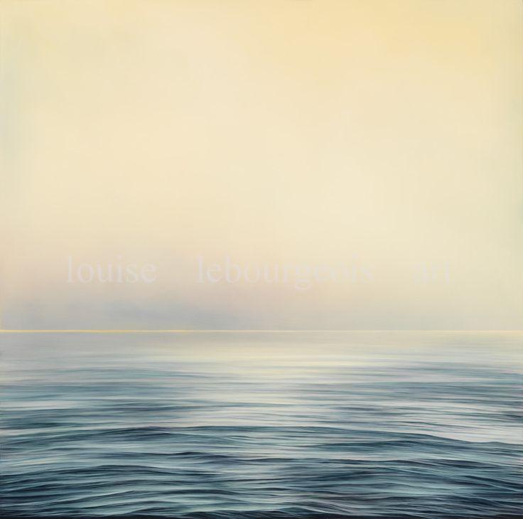 """luminous flux - <p>Original painting:</p>    <p>Luminous Flux #530, oil on panel, 36"""" x 36"""", 2014</p>"""