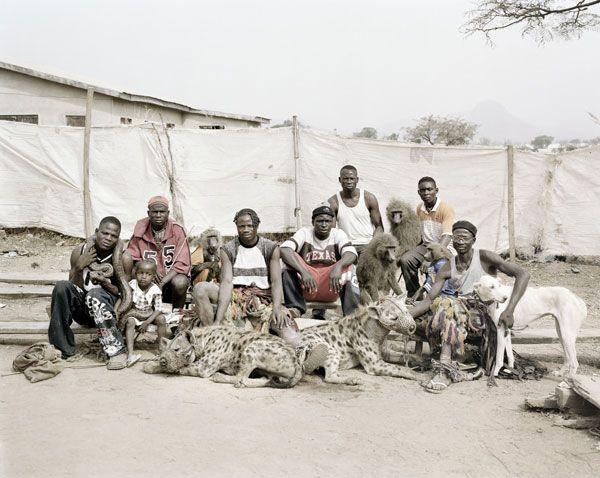 The Heyena Men of Nigeria