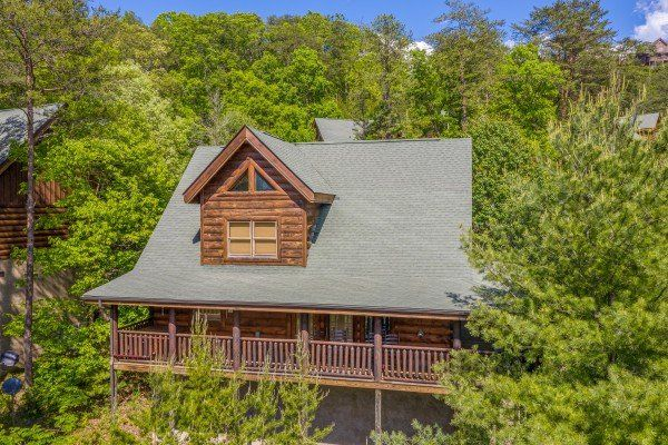 Autumn Blessings Luxury 2 Bedroom Pigeon Forge Cabin Rental Pigeon Forge Cabin Rentals Cabin Tennessee Vacation