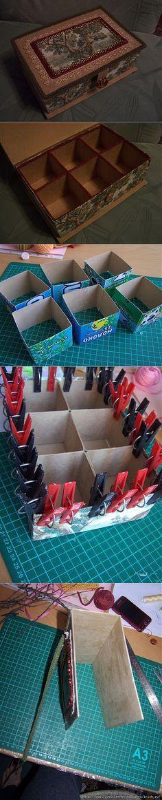 коробочки,шкатулочки