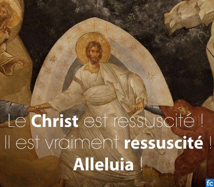 Homélie du Père Bastien Romera pour le Jour de Pâques