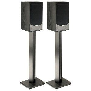 SANUS SYSTEMS BF-31B Wood Speaker Stands