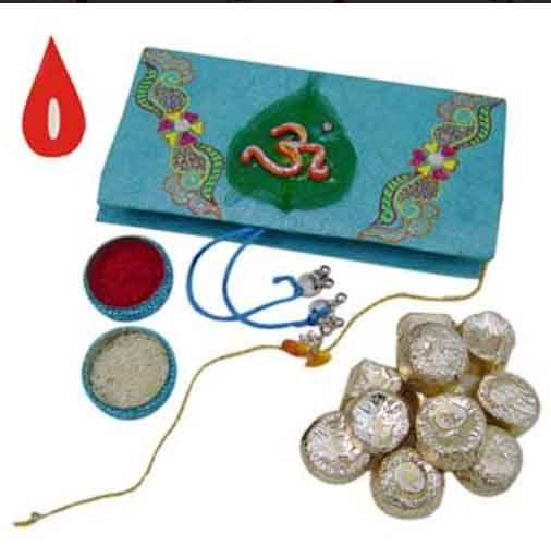 Surprise Your Loving Brother This Rakshabandhan With 100gm Assorted Chocolates In A Designer Box and Rakhi With Roli Chawal. Valid till 20th August 2013 http://thetradeboss.com/deals_detail.php?id=75