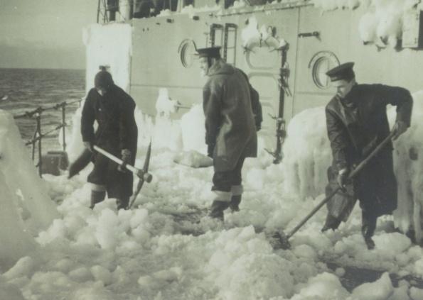 Veteran remembers danger of Arctic Convoy - Features - Scotsman.com