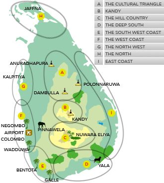 Best 22 holidays images on pinterest asia destinations and luxury sri lanka map zones world mapssri lankaasiapaths gumiabroncs Images