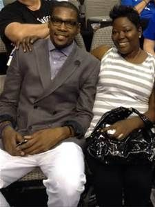 Kevin Durant and His Girlfriend - Bing images