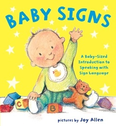 Studies show that babies who use sign language  throw fewer tantrums. Learn Baby Signs on WeGiveBooks.org