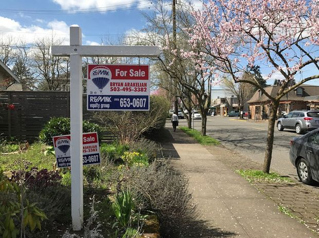 April brings little relief to Portland real estate market