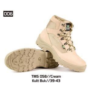 Sepatu Gunung Hiking Pria [TMS 058] (Brand Trekking) Produk Bandung