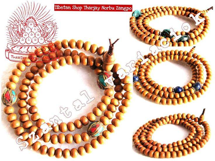 Valódi illatos szantálfa mala webáruházunkban itt találod: http://www.tibetan-shop-tharjay-norbu-zangpo.hu/mala/fa_mala_70