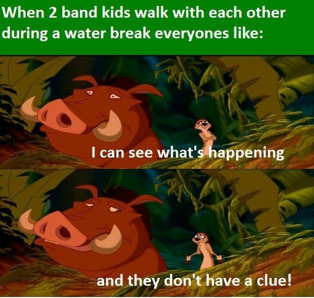 Oh my gosh who does this remind you of during M.B. season??? L + C 4evs! Haha and we're doing Lion King too! Coincident?! I think not!
