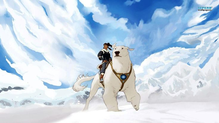 Anime Die Legende Von Korra  The Legend Of Korra Wallpaper