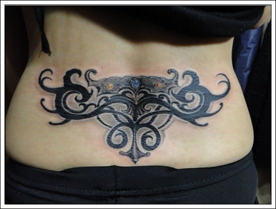 1000 ideas about tribal tattoos on