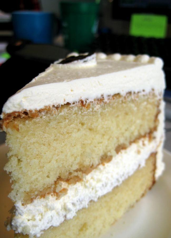 Receta de torta de vainilla - IMujer