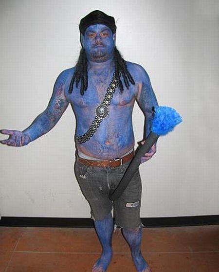 Самые интересные костюмы знаменитостей на Хэллоуин