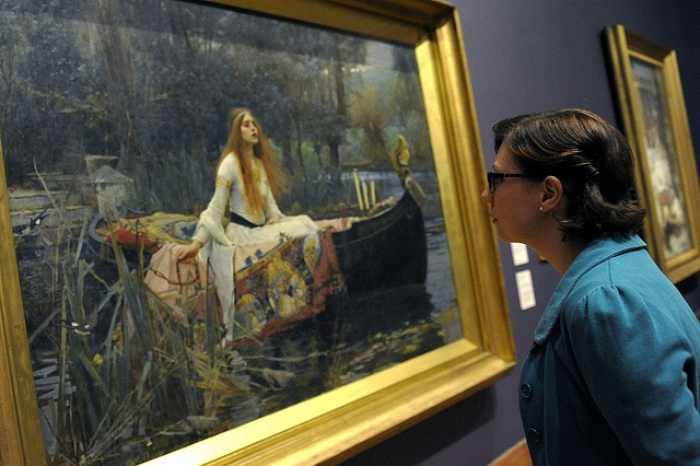 Private View for 'Love and Death: Victorian Paintings from Tate'