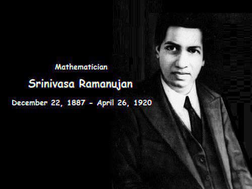 Essay on life history of ramanujan