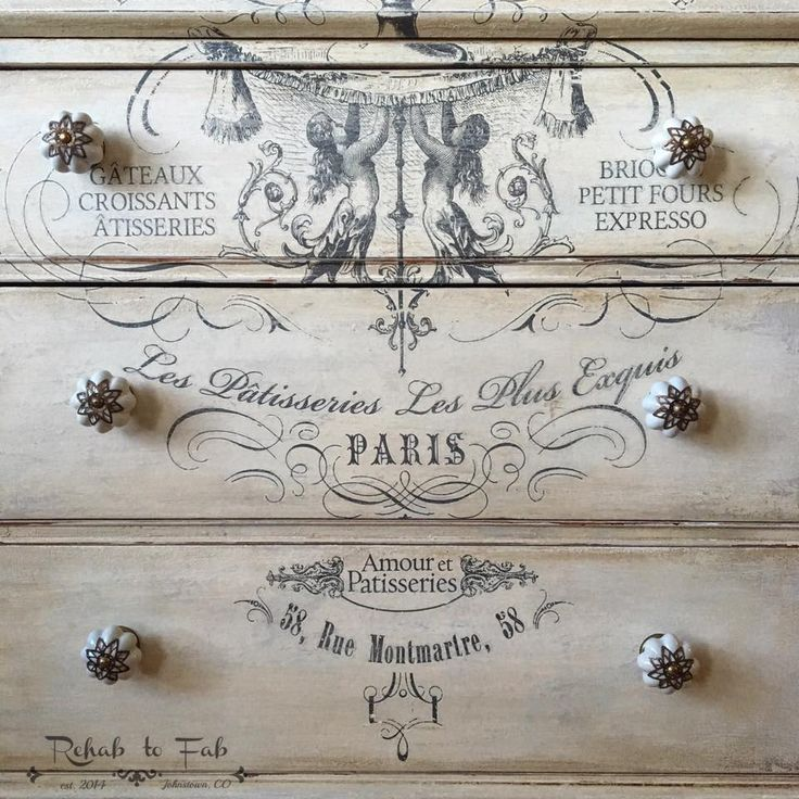 IOD's Vintage Decor Transfers are intricately designed with a protective backing, once peeled the designs simply rubs on with the included transfer stick. Several designs were released in our…
