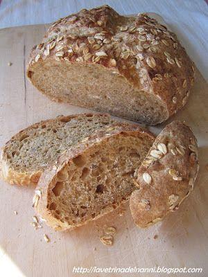 La vetrina del Nanni: pane