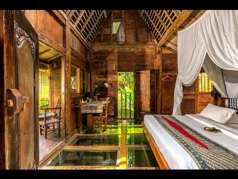 22 to kolam house situated in the rolling green forests in ubud bali is the bambu indah hotel a specialty boutique hotel that features 13 spec