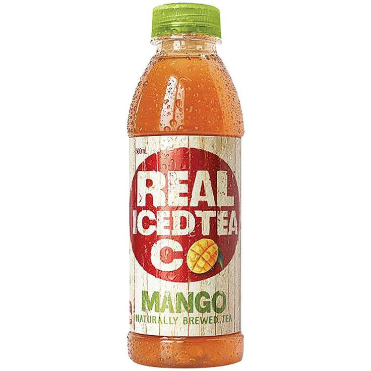 The Real Iced Tea Company which mango flavor.