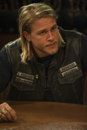 "Charles Matthew ""Charlie"" Hunnam (born 10 April 1980) is an English actor and screenwriter. He is best known for his roles as Pete Dunham in the film Green Street Hooligans, Nathan Maloney in the Channel 4 drama Queer as Folk, and Jackson ""Jax"" Teller in the FX series Sons of Anarchy."