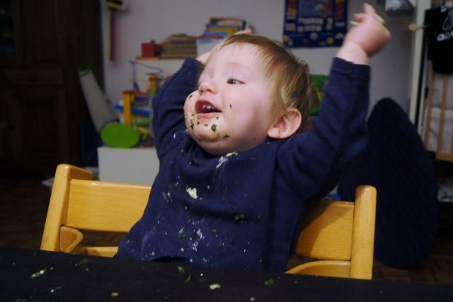 Je kind gezond laten eten: monkey platter - Mamaliefde