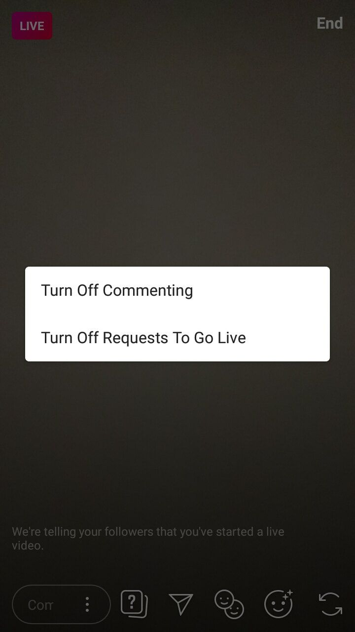 5 Instagram Tips To Hide Delete And Turn Off Comments Turn Ons Turn Off Live Video