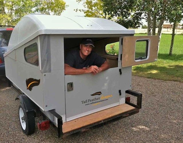 Compact Pop-Top Campers