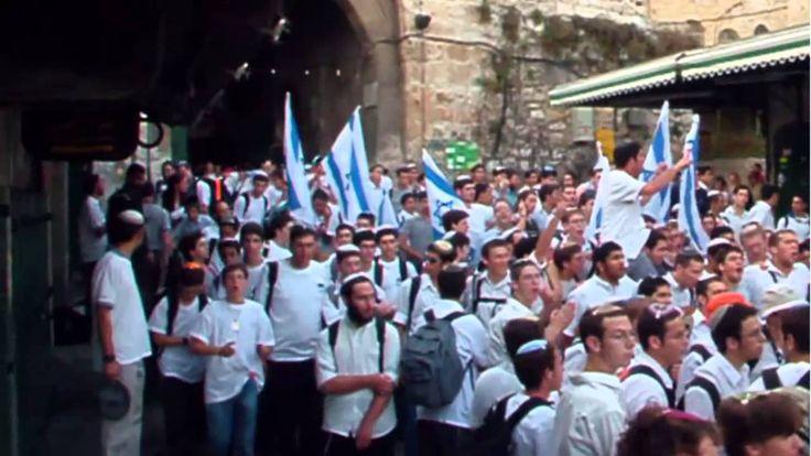 Dia de Jerusalem, Um tributo a Cidade Santa - Cafetorah.com