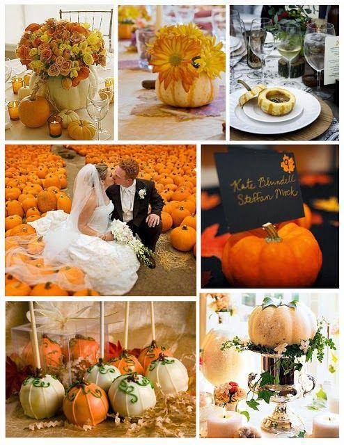 WEDDING BOLOGNA: Matrimonio in Autunno: country-chic con i colori d...