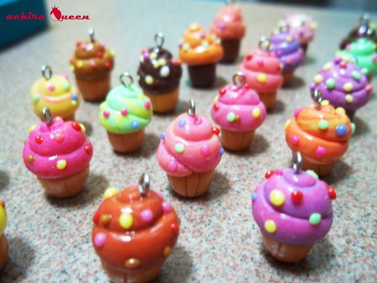 Cupcake clay