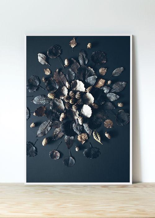 FREYWOOD - Høstpoesi Plakat (50 x 70 cm)