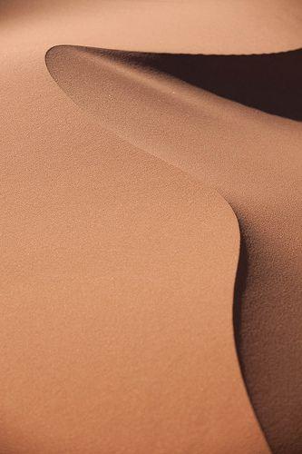 nature desert beauty Sand dune close-up