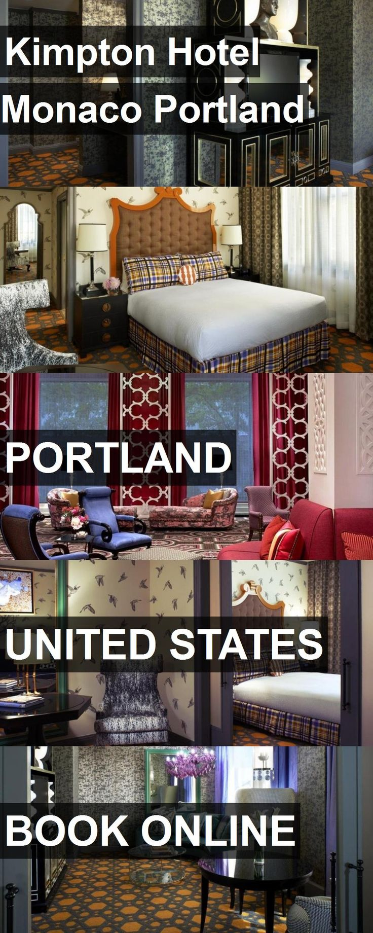 Kimpton Hotel Monaco Portland in Portland, United States. For more information, photos, reviews and best prices please follow the link. #UnitedStates #Portland #travel #vacation #hotel