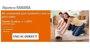 ING abarata su Hipoteca Naranja por tercera vez en 6 meses   Bolsa Spain