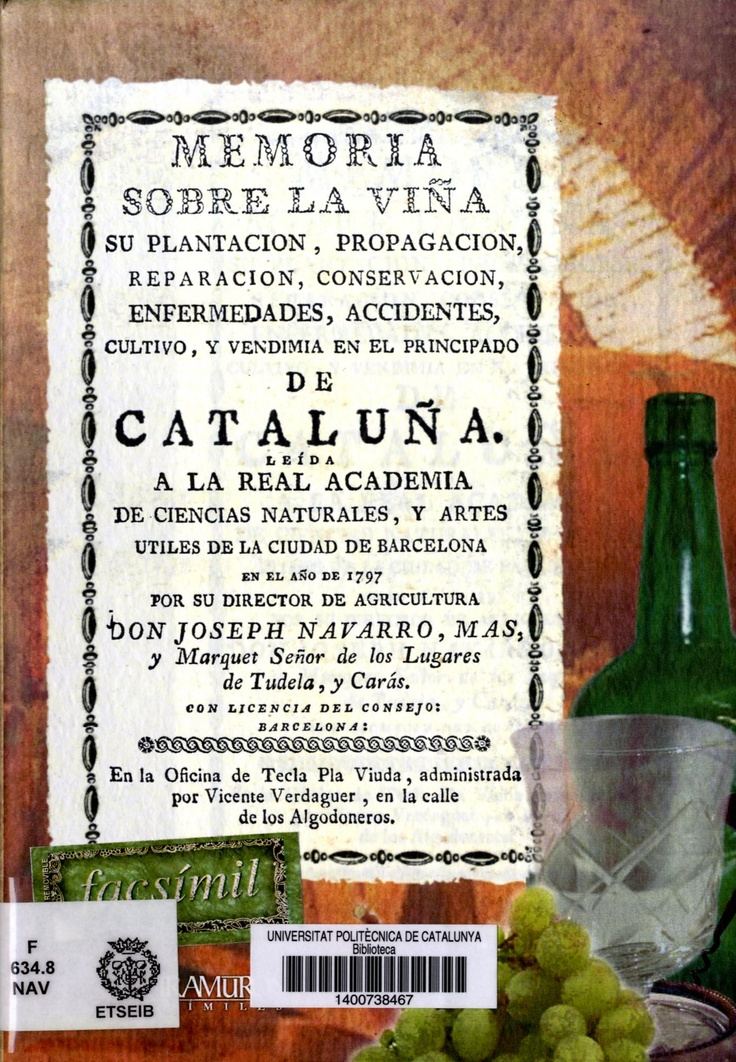 69 best vinicultura images on pinterest barcelona for Oficina de registro barcelona
