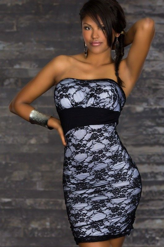 Strapless Lace Sexy Party Mini Dress @ Sexy Club Dresses,Club Wear Dresses,Club Wear,Sexy Dresses,Sexy Dress,Evening dresses,Sexy Party Dresses,Cheap Club Wear,One Shoulder Dresses,Sexy Mini Dresses,Ruched,Pleated Dresses,Clubbing Dresses,Dresses for Clubwear with cheap price @ maykool.com